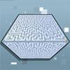 Laberinto en forma de cubo