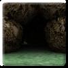 Laberinto de escapar de una cueva