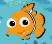 Laberinto Buscando a Nemo